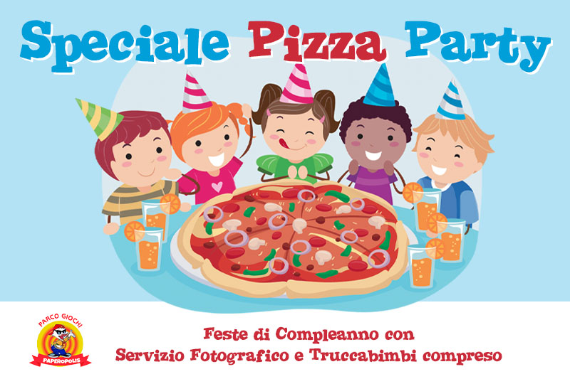 Paperopolis - Speciale Pizza Party
